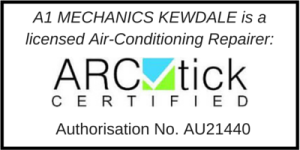 A1 Mechanics Kewdale Licensed Air Conditioning Repairer